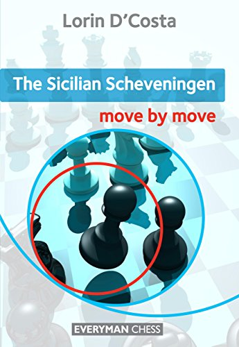 Sicilian Scheveningen: Move by Move (Best Chess Moves For Black)