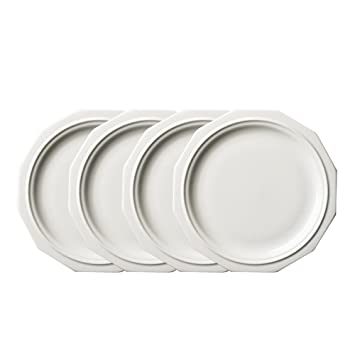 Amazon.com | Pfaltzgraff Heritage Dinner Plate (10-Inch Set of 4) White Pfaltzgraff Dinnerware White Dinner Plates  sc 1 st  Amazon.com & Amazon.com | Pfaltzgraff Heritage Dinner Plate (10-Inch Set of 4 ...