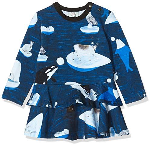 igi Frilled Dress baby-meisjes jurk