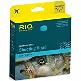 RIO Outbound Cold Water Short Shooting Head Sink Type 6 WF10S6 Black