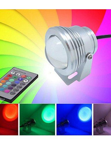 HJLHYL-10W-900LM-6000K-Cool-White-RGB-LED-Underwater-Light-12V