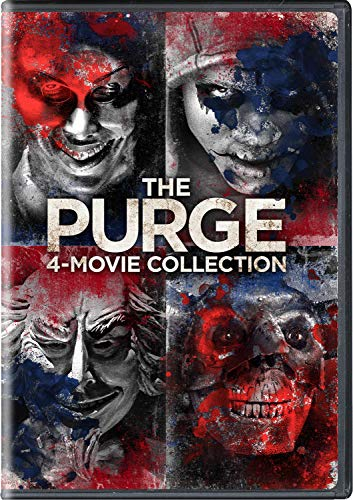 The Purge: 4-Movie Collection - Election Collection