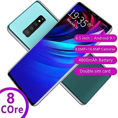ZQ Smartphone Smartphone Desbloqueado 8 Core Android 9.1 ...