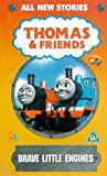 Thomas and Friends - Brave Little Engines [VHS]