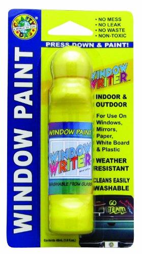 (Crafty Dab Window Writer - Yellow)