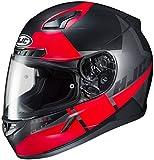 HJC CL-17 Boost Black/Red Full Face Helmet, S