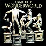 Uriah Heep - Wonderworld - Bronze Records - 87 931 XOT