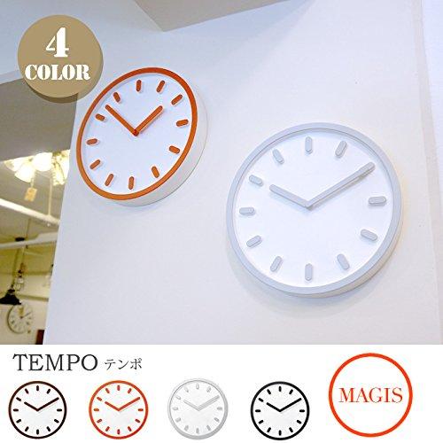 TEMPO (テンポ) MAGIS 正規品取扱店 深澤直人 全4色 black B00KWZ3E42Black