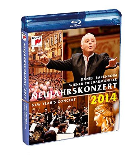 Neujahrskonzert 2014 / New Year's Concert 2014 [Blu-ray]