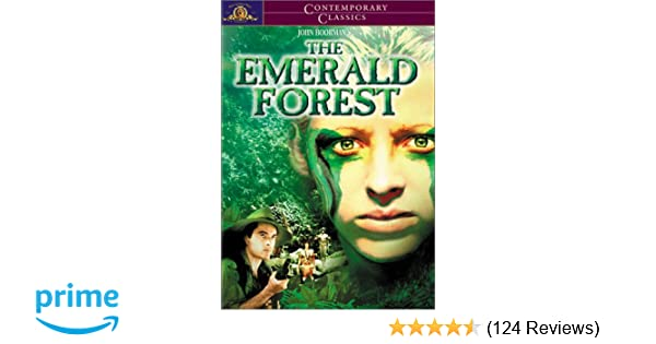 Amazon com: The Emerald Forest: Powers Boothe, Meg Foster