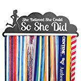 Gone-For-a-Run--Runners-Race-Medal-Hanger--She-Believed-She-Could