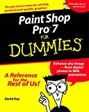 Paint Shop Pro 7 For Dummies