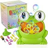 CPSYUB Bubble Maker Machine   Premium Non-Toxic ABS & Automatic Durable Frog Bubble