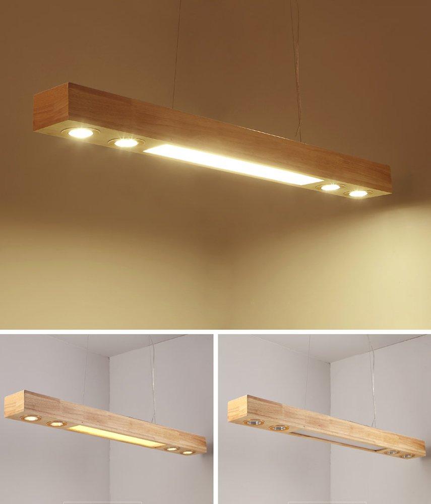 Modern LED Lš¢mpara colgante Comedor Bombilla con focos ...