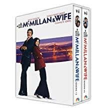 McMillan & Wife Complete 12 DVD Collection