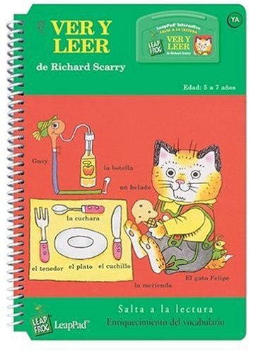 Spanish First Grade LeapPad Book: Richard Scarry's Best L...