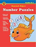 Number Puzzles, Vincent Douglas and School Specialty Publishing Staff, 0769629237