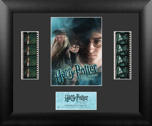 Trend Setters Ltd Harry Potter 6 S4 Double Film (Harry Potter And The Half Blood Prince Poster)