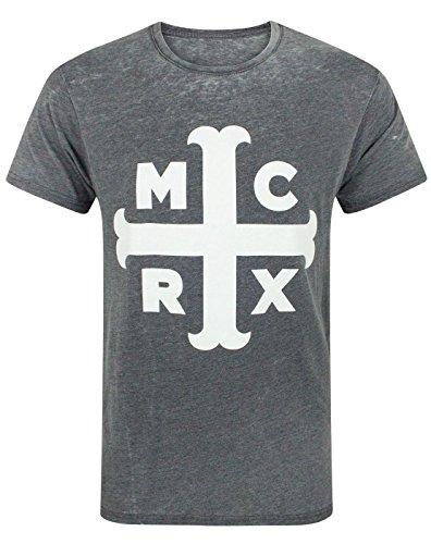 My Chemical Romance Cross Men's Burn Out T-Shirt