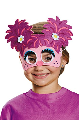 Buzz Lightyear Classic Toddler & Child Costumes (Disguise Costumes Abby Cadabby Felt Mask, Toddler)