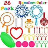 Bubble Wands Set, Aitey 26 Pack Giant Bubble