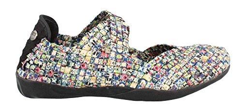 Bernie Mev Mujeres Champion Slip-on Calzado Casual Splash
