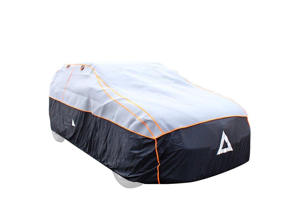 MOTUL APA 16168 Funda protectora contra granizo tamaño XL 533x177x119cm