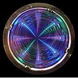 Flashing Panda LED Flashing Multi-Color Infinity Tunnel Necklace