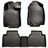 Husky Liners Front & 2nd Seat Floor Liners Fits 10-12 Fusion/MKZ - FWD