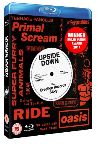 Upside Down: Creation Records Story [Blu-ray]