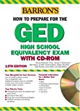 How to Preapre for the GED High School Equivalency Exam, Murray Rockowitz, 0764177117