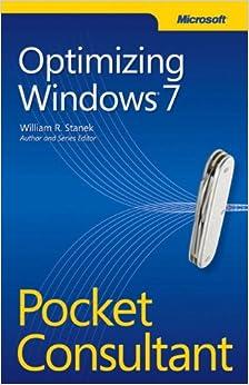 Optimizing Windows 7 Pocket Consultant