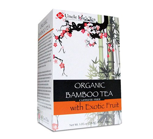 Exotic Bamboo (Uncle Lee's Tea Organic Tea, Bamboo Exotic Fruit, 18 Count)