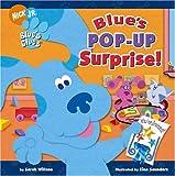 Blue's Pop-up Surprise!, Sarah Willson, 0689876718