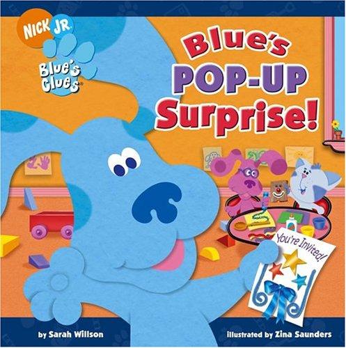 Download Blue's Pop-up Surprise! (Blue's Clues) PDF