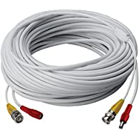 LOREX CB60URB Video RG59 Coaxial BNC/Power Cable (60ft) electronic consumer