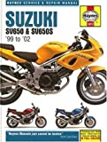 Suzuki SV650 1999 to 2002 (Haynes Manuals)
