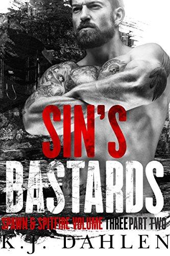 Sin's Bastards: Spawn & Spitfire Volume Three (Satan's Spawn MC Book 3)