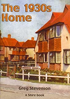 1930s house manual care repair for all popular house types rh amazon co uk 1930 Clothing 1930s Movies