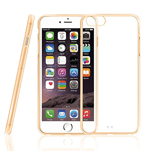 AMBM-Slim-Thin-Transparent-TPU-Cover-Case-with-Crystal-Clear-Anti-Scratch-and-Anti-Shock-Back-Plate-and-TPU-Bumper-for-Apple-iPhone-6-and-iPhone-6s-47-inch