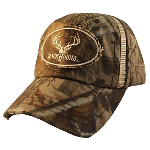 Realtree Hardwood Insert (RackHound Men's Realtree Hardwoods Camo Cap One Size)