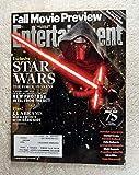 Adam Driver - Kylo Ren - Star Wars: The Force Awakens - Entertainment Weekly - #1377-1378 - August 21-28, 2015