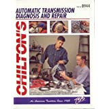 Automatic Transmission Diagnosis and Repair