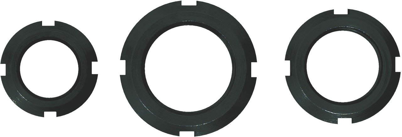KS Tools 450.5020 129 pcs tacos internos Juego de tubos para tuercas KM surco