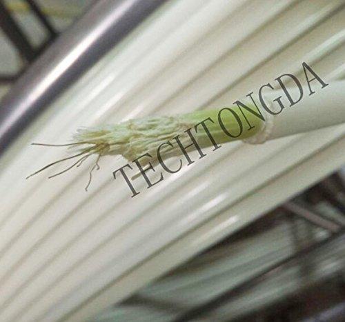 Fish Tape Fiberglass Wire Cable Running Rod Duct Rodder Fishtape Puller 10mm by Techtongda Fishtape (Image #4)