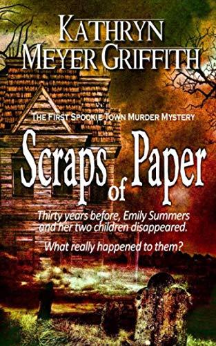 Scraps of Paper (Spookie Town Murder Mysteries)