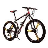 Mountain Bike Cycling 21 Speed 26 Inch/700CC Unisex / Men's / Women's Double Disc Brake Suspension Fork Full Suspension Anti-slip