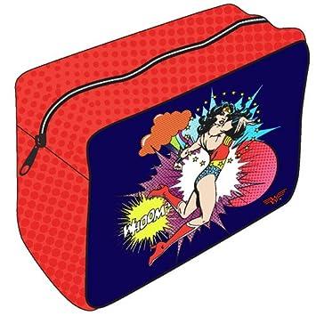 Estuche por Barittas Wonder Woman Motivo: POW: Amazon.es: Música