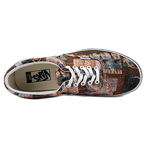 Vans scarpe Era (Van Doren) Hoffman/Orange shoes tela canvas