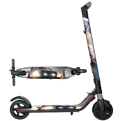 SMILEQ Scooter eléctrico Todo el Cuerpo Pegatinas ...